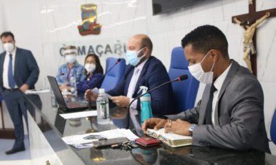 Câmara de Camaçari regulamenta realização de sessões remotas