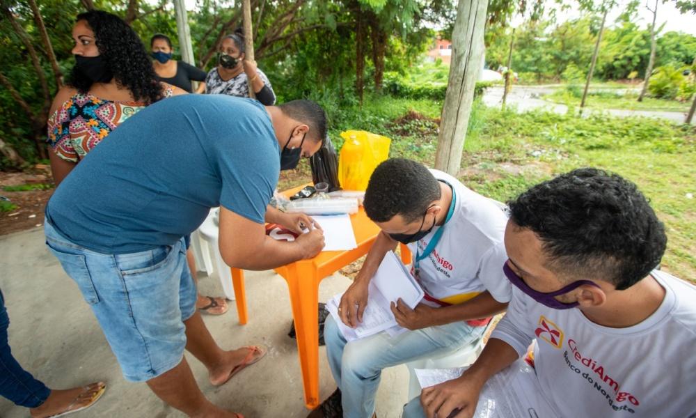 Com apoio do Banco do Nordeste, Banco Comunitário Tupinambá é aberto em Vila de Abrantes