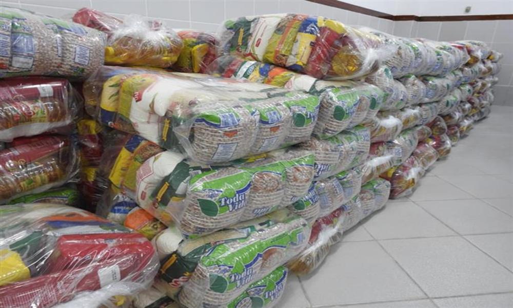 Mata de São João já entregou mais de 100 mil cestas básicas desde o início da pandemia