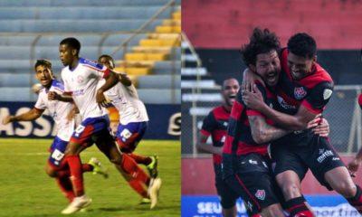Bahia e Vitória estreiam com pé direito na Copa do Nordeste
