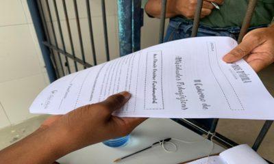 Dias d'Ávila: confira cronograma de distribuição do caderno de atividades remotas