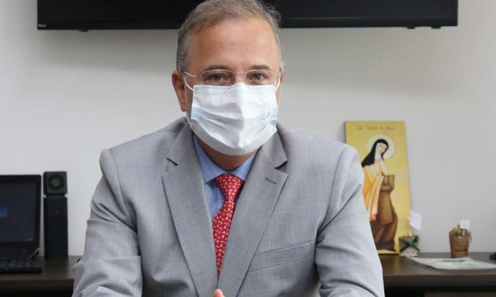 Vacinação de jornalistas deve ser avaliada em reunião da CIB, diz Fábio Vilas-Boas