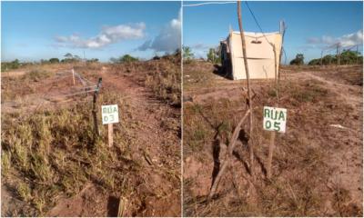 Moradores do Novo Horizonte denunciam invasão do Morro da Manteiga