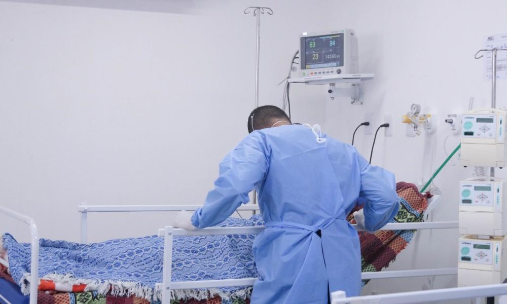 Coronavírus: 85 pacientes aguardam vagas em leitos de UTI na Bahia