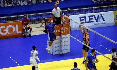 Minas e Blumenau abrem as quartas de final da Superliga Masculina
