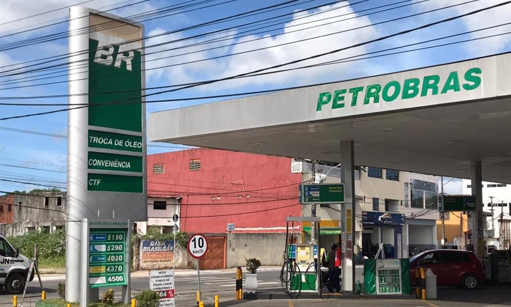 Apesar de reajuste, gasolina e diesel amanhecem com mesmo valor nos postos de Camaçari