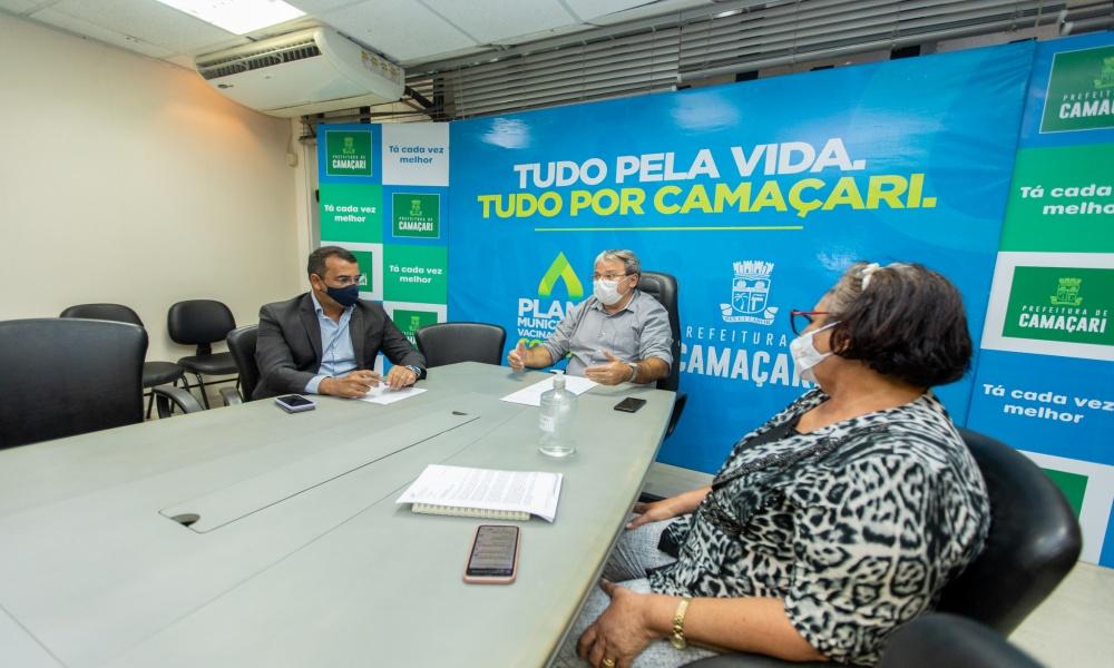 Em reunião com poder público, Sicomércio propõe funcionamento escalonado do comércio em Camaçari