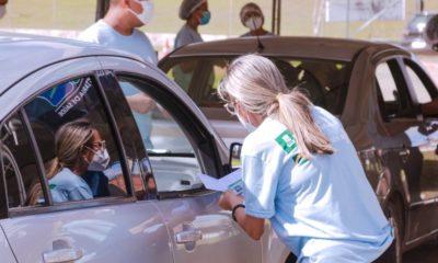 Vacinômetro: Camaçari tem 16.997 pessoas vacinadas com a primeira dose contra Covid-19
