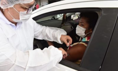 Covid-19: Salvador já vacinou 63% da população com a primeira dose
