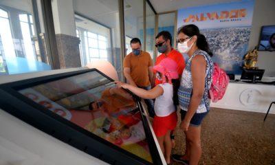 Salvador é escolhida para participar do Destino Turístico Inteligente