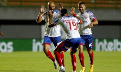 Copa do Brasil: Bahia goleia Manaus no Pituaçu e se classifica para próxima fase