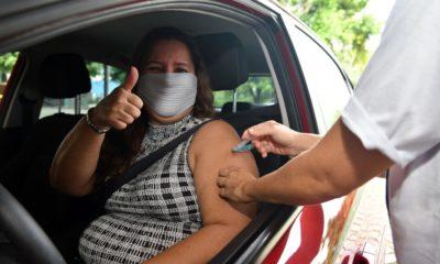 Prefeitura de Salvador estima que 75% dos trabalhadores da educação serão vacinados até segunda