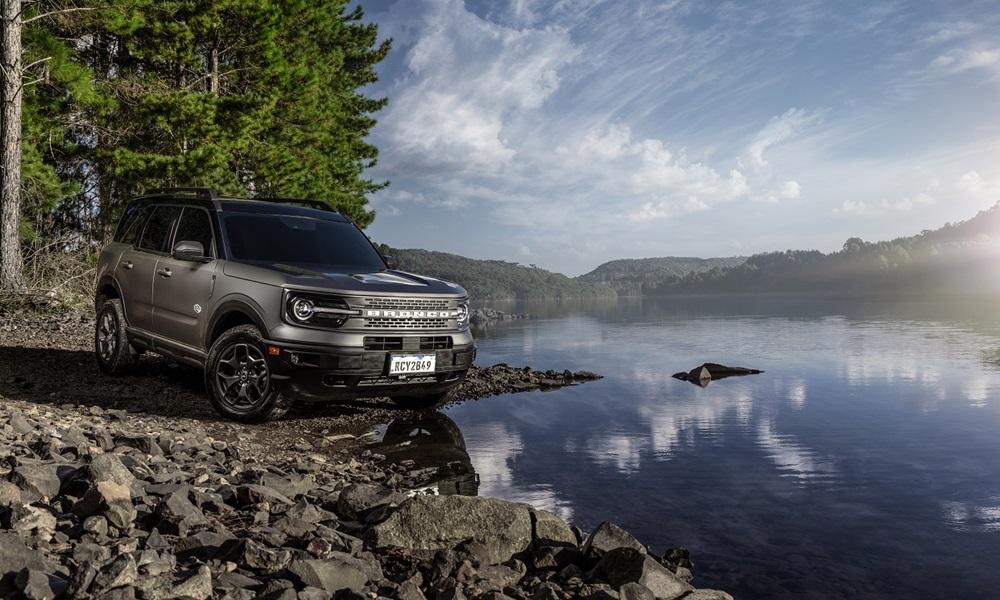Ford anuncia lançamento do Bronco Sport no Brasil