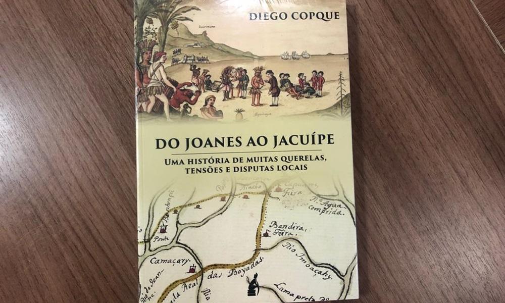Livro destaca Camaçari como parte relevante da historiografia brasileira