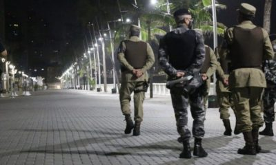 Toque de recolher e proibição de shows e festas são prorrogados até 26 de abril em toda a Bahia