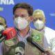 """Bolsonaro afirma que João Roma é """"o futuro da Bahia"""" durante evento em Amargosa"""