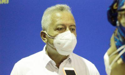 Futebol: Jorge Curvelo manifesta desejo de ter jogos profissionais em Camaçari