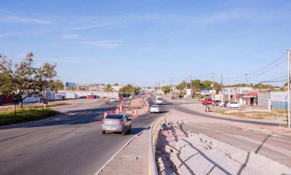 Alterações no trânsito na região do Viaduto do Trabalhador permanecerão até dia 30