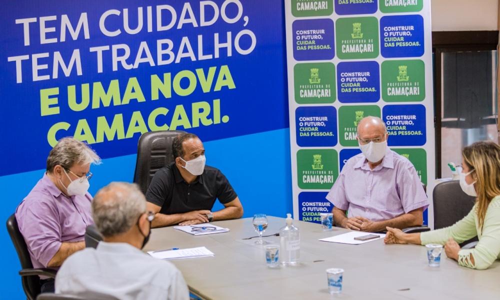 Elinaldo inicia debate para criação de auxílio aos segmentos culturais