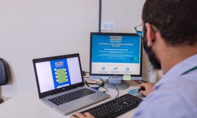 Retoma Camaçari: plataforma online auxiliará empreendedores em atividades administrativas