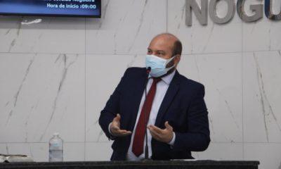 Dilson Magalhães solicita doação de terreno público para a Apae