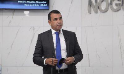 Há 100 dias à frente do legislativo camaçariense, Junior Borges faz um balanço sobre as suas ações