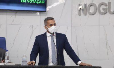 """""""Vereadores têm feito projetos alinhados com o governo"""", avalia Flávio Matos enquanto líder da base"""