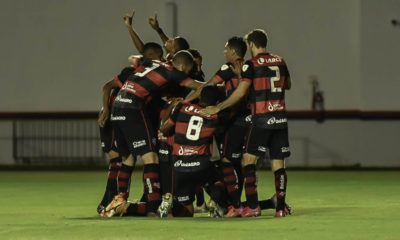 Vitória bate o Rio Branco no Barradão e está na próxima fase da Copa do Brasil