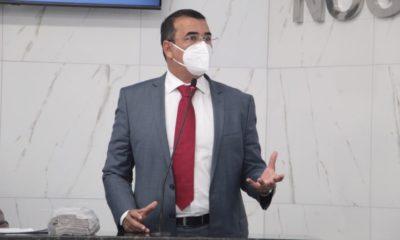 Júnior Borges defende revitalização da Fonte da Barrica, antiga Fonte de Jauá