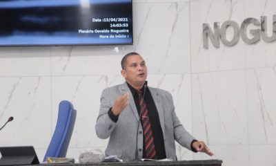 """""""Quem já viveu em Camaçari nos outros mandatos sabe que a cidade era melhor"""", dispara Dentinho"""