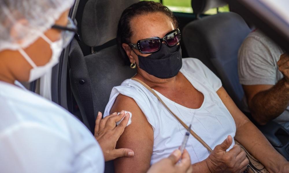 Lauro de Freitas retoma aplicação da segunda dose da CoronaVac hoje