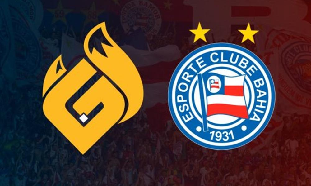 Bahia lança equipe de eSports em parceria com a Golden Vulpes