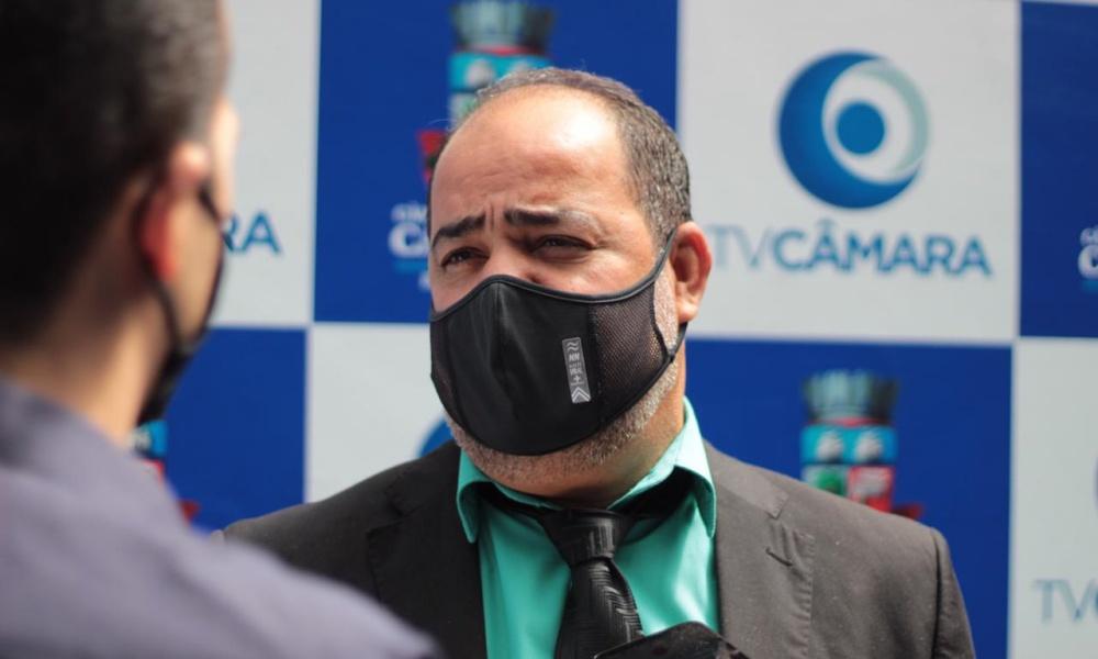 Gilvan Souza defende requalificação da USF de Areias