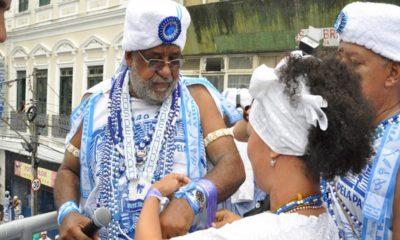 Agnaldo Silva, ex-presidente do Afoxé Filhos de Gandhy, morre aos 71 anos