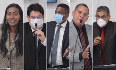 Bancada de oposição e Ivandel solicitam manutenção na infraestrutura da Feira