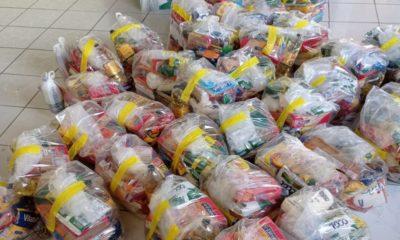 Doações auxiliam centenas de famílias em vulnerabilidade social em Dias d'Ávila