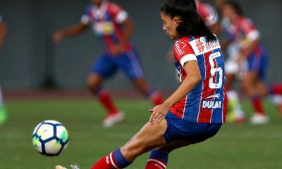 Times do futebol feminino e categoria de base do Bahia comandarão jogos no CT da Praia do Forte