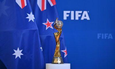 Fifa anuncia cidades-sede e estádios da Copa Feminina de 2023