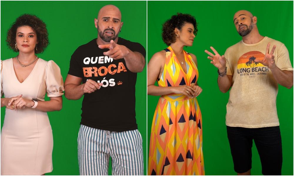 Camaçari tem muita história para contar, revela websérie idealizada pelo produtor e roteirista Júnior Clemente