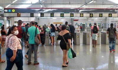 Tarifas do metrô e ônibus metropolitanos ficam mais caras a partir de hoje