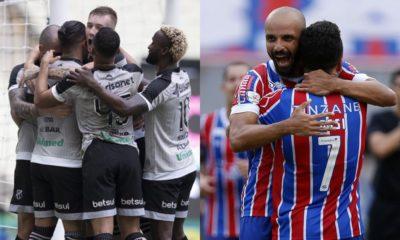 Ceará e Bahia brigam pelo título da Copa do Nordeste