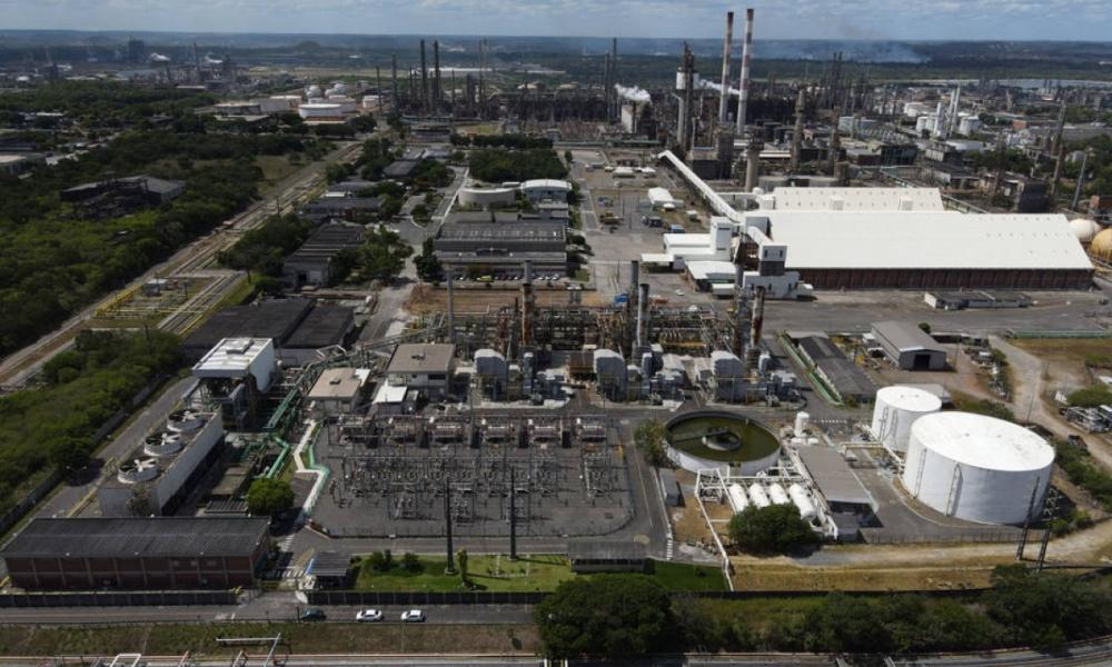 Petrobras negocia com Proquigel o arrendamento da TermoCamaçari