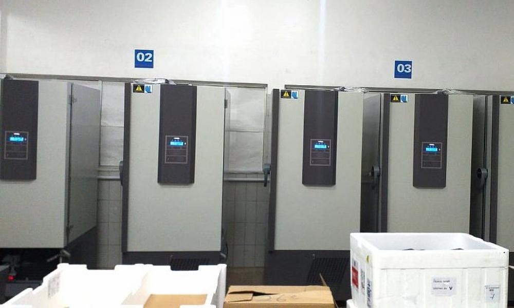 Bahia possui 30 ultracongeladores para armazenar vacinas da Pfizer