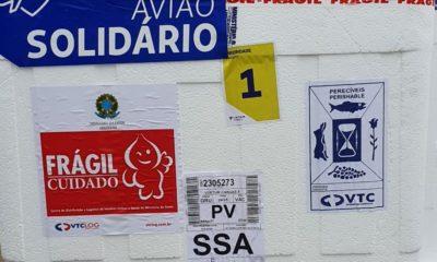 Após atrasar envio de vacinas para a Bahia, Ministério da Saúde informa distribuição de novo lote para esta sexta-feira