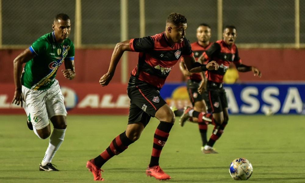 Vitória bate o Altos-PI e segue para semifinal da Copa do Nordeste