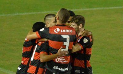 Copa do Nordeste: Vitória bate o Treze e assume vice-liderança do Grupo B