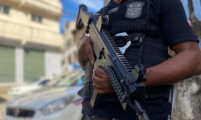 Lauro de Freitas: polícia desarticula grupo suspeito de assaltar transportes por aplicativo
