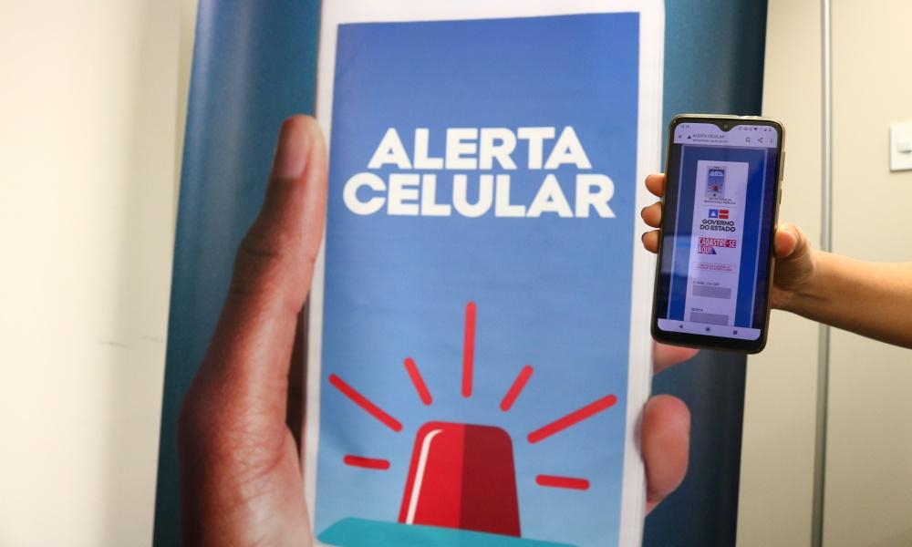 Alerta Celular: serviço da SSP-BA quer dificultar revenda e auxiliar devolução de aparelhos roubados