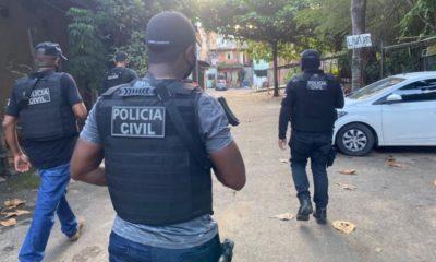 Suspeito de assaltar bancos no Sul do país é preso em Camaçari