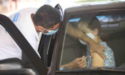 Salvador aplicará somente a segunda dose contra Covid-19 nesta segunda-feira
